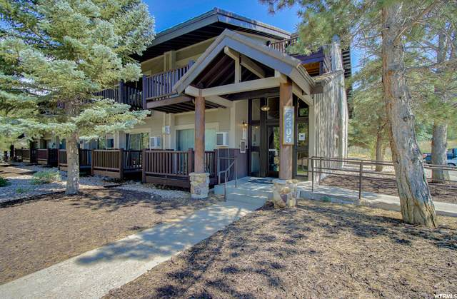 2305 Sidewinder Dr #900, Park City, UT 84060 (#1691681) :: Powder Mountain Realty