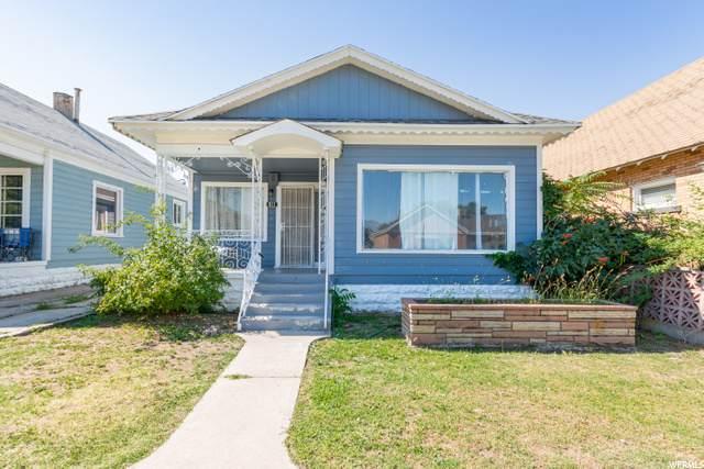 911 E 23RD St, Ogden, UT 84401 (#1691688) :: Big Key Real Estate