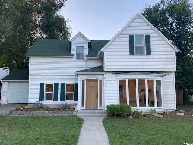 395 E Center St, Logan, UT 84321 (#1691702) :: Big Key Real Estate