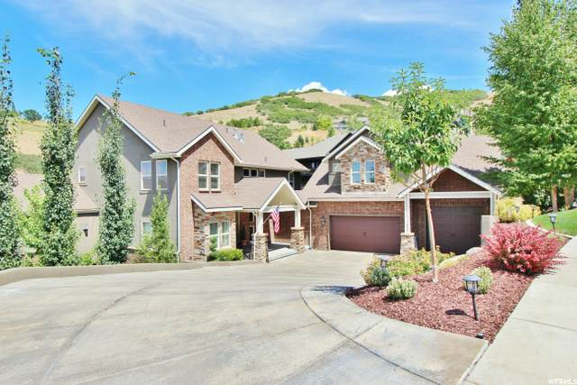 319 E Summerwood Dr S, Bountiful, UT 84010 (#1691709) :: The Perry Group