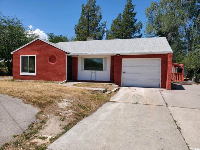 4244 S 4000 W, West Valley City, UT 84120 (#1691729) :: Colemere Realty Associates