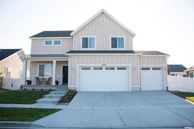 723 S Highpoint Dr, Saratoga Springs, UT 84045 (#1691730) :: Red Sign Team
