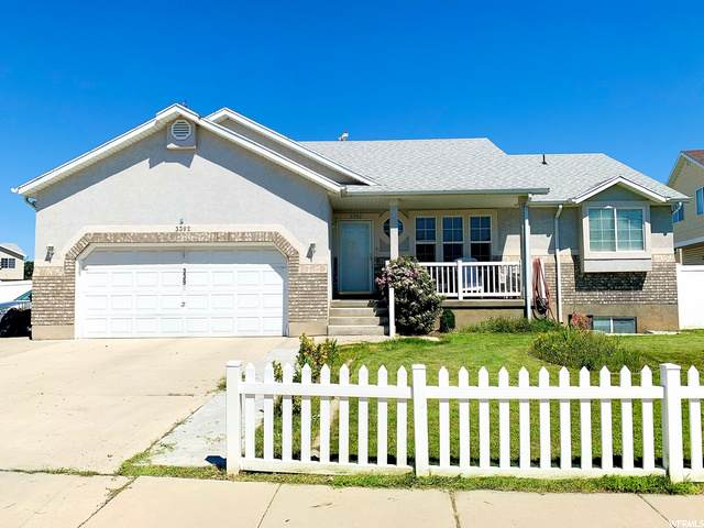 3392 W Brookway Dr S, West Valley City, UT 84119 (#1691737) :: Doxey Real Estate Group