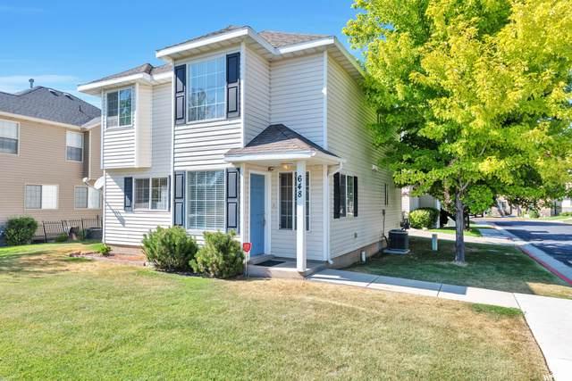 648 North St, Ogden, UT 84404 (#1691739) :: Big Key Real Estate