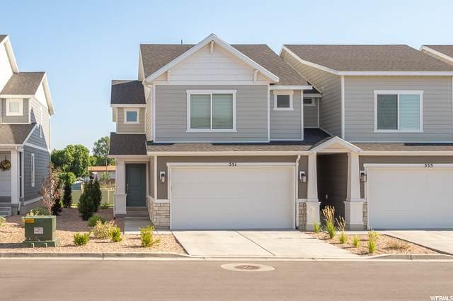 551 W 1520 S #3105, Orem, UT 84058 (#1691741) :: Big Key Real Estate