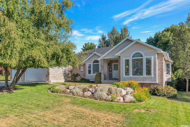 1238 E Eagle Way, Fruit Heights, UT 84037 (#1691750) :: REALTY ONE GROUP ARETE
