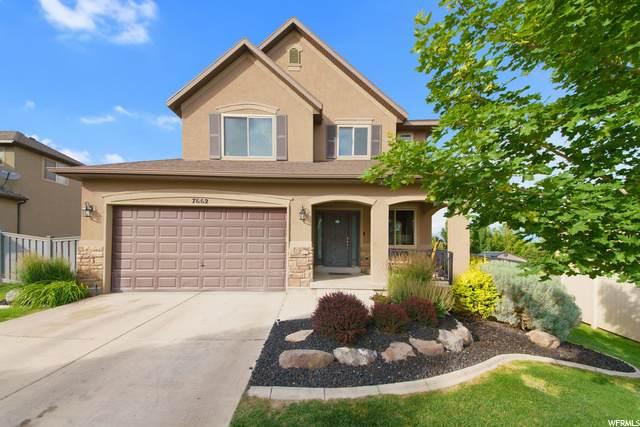 7662 N Silver Pkwy, Eagle Mountain, UT 84005 (#1691756) :: Big Key Real Estate