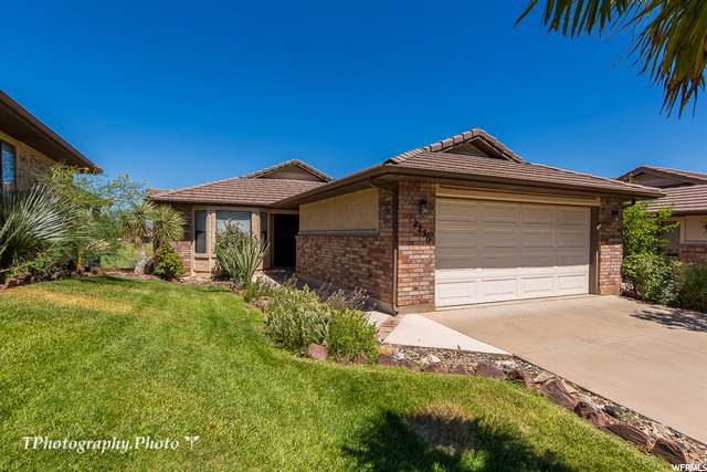 2250 S Legacy Dr, St. George, UT 84770 (#1691779) :: Red Sign Team