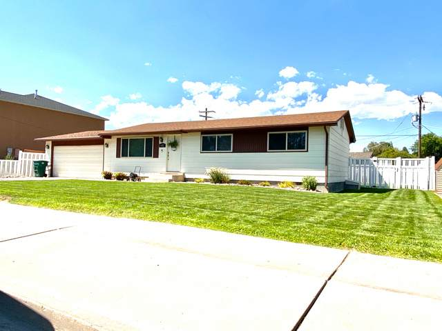 652 W 500 S, Vernal, UT 84078 (#1691784) :: Big Key Real Estate