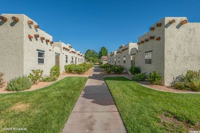 1999 W Canyon View Dr #22, St. George, UT 84770 (#1691786) :: Powder Mountain Realty