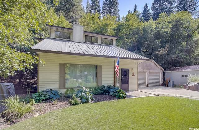 583 E Ogden Canyon, Ogden, UT 84401 (#1691789) :: Big Key Real Estate