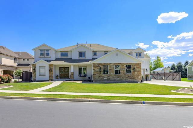 5955 W Woodshire Ln, Highland, UT 84003 (#1691793) :: Red Sign Team