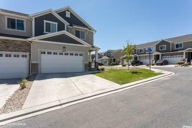 4437 W Hill Shadow Way S #13, Herriman, UT 84096 (MLS #1691809) :: Lookout Real Estate Group