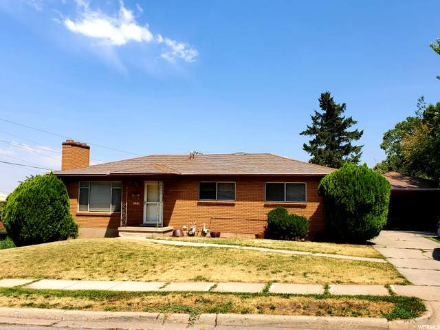 435 E Jeri Dr S, Bountiful, UT 84010 (#1691858) :: The Perry Group