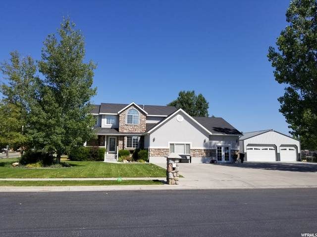 1484 N 4800 W, Plain City, UT 84404 (MLS #1691884) :: Lawson Real Estate Team - Engel & Völkers