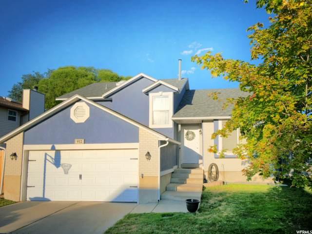 912 N Dorothea Way, Salt Lake City, UT 84116 (#1691890) :: goBE Realty