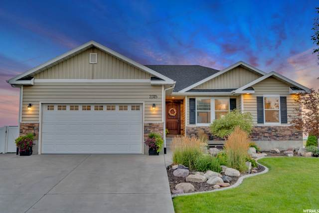 2315 S 1155 W, Nibley, UT 84321 (#1691892) :: Colemere Realty Associates