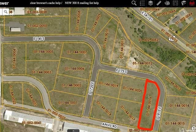 1791 Anvil Rd, Hyrum, UT 84319 (#1691913) :: Red Sign Team