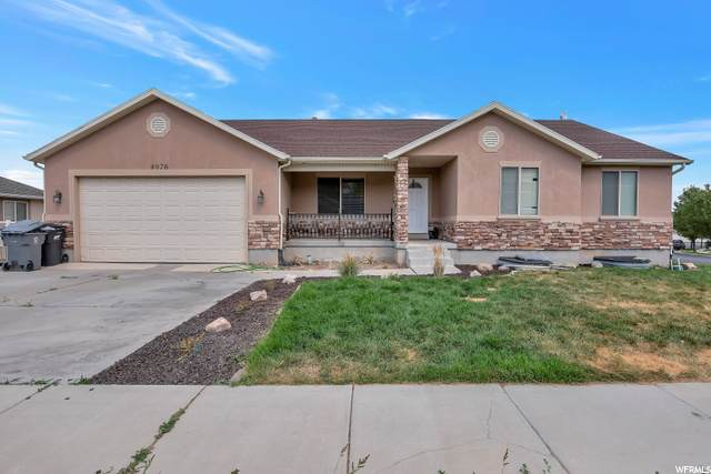 4670 S Bahama Way, Saratoga Springs, UT 84045 (#1691931) :: Red Sign Team