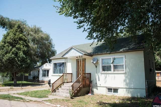 1336 Canyon Rd, Ogden, UT 84404 (#1691942) :: Big Key Real Estate