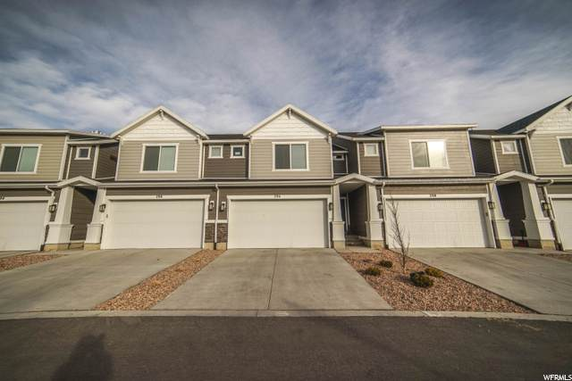 294 E Wren Hill Ln, Saratoga Springs, UT 84045 (#1691944) :: Red Sign Team