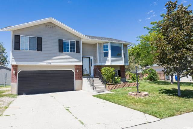 4014 S Peachwood Dr, West Valley City, UT 84119 (#1691955) :: Colemere Realty Associates
