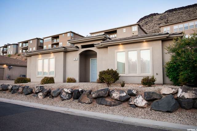 1210 W Indian Hills Dr #36, St. George, UT 84770 (#1691996) :: Exit Realty Success