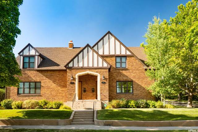 79 E Hillside Ave N #2, Salt Lake City, UT 84103 (MLS #1692008) :: Lookout Real Estate Group