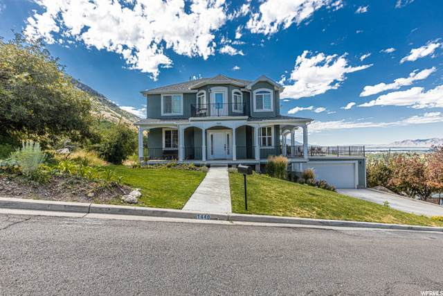 1440 E Oak Cliff Dr, Provo, UT 84604 (#1692015) :: Big Key Real Estate
