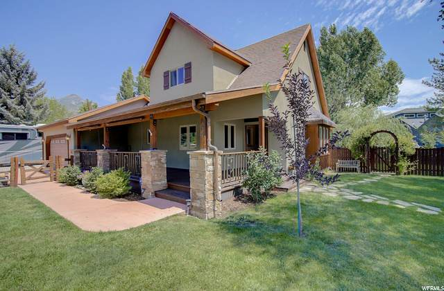 884 N 50 W, Midway, UT 84049 (#1692034) :: Exit Realty Success