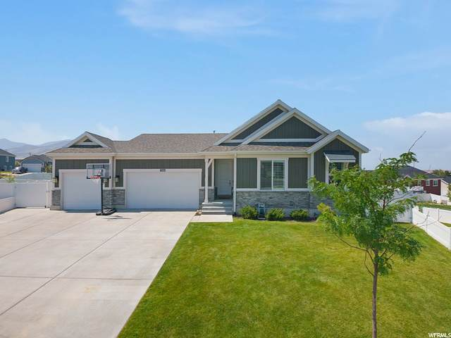 7066 W Shaffer Ct, West Valley City, UT 84128 (#1692070) :: Exit Realty Success