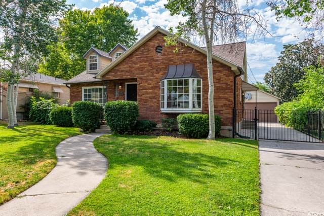 1908 E Princeton Ave, Salt Lake City, UT 84108 (#1692089) :: The Perry Group