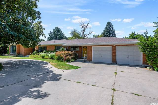 2188 E Pheasant Way, Salt Lake City, UT 84121 (#1692103) :: Red Sign Team