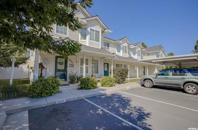 1631 Sara Ln, Ogden, UT 84404 (#1692115) :: Big Key Real Estate