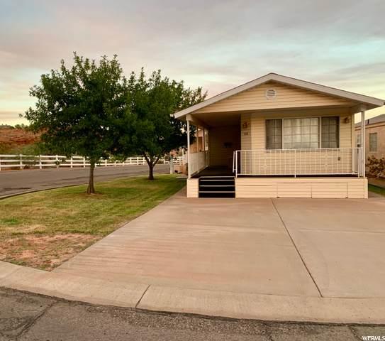 1150 W Red Hills Pkwy #163, Washington, UT 84780 (#1692123) :: Utah Best Real Estate Team | Century 21 Everest