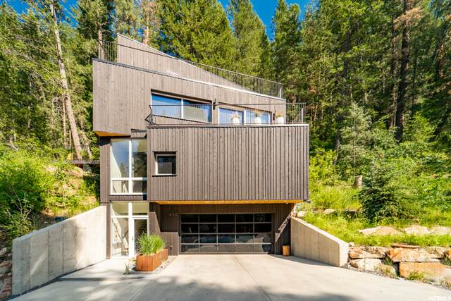 635 Parkview Dr, Park City, UT 84098 (#1692130) :: McKay Realty