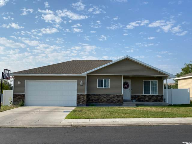 1353 W 1000 S, Vernal, UT 84078 (#1692133) :: Big Key Real Estate