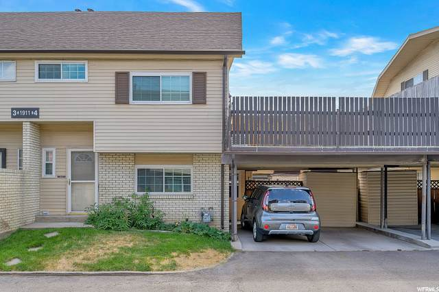 1911 W Homestead Farms Ln S #4, West Valley City, UT 84119 (#1692135) :: Doxey Real Estate Group