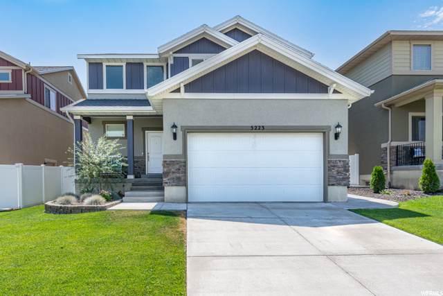 5223 W Fortrose Dr S, Herriman, UT 84096 (#1692143) :: Big Key Real Estate