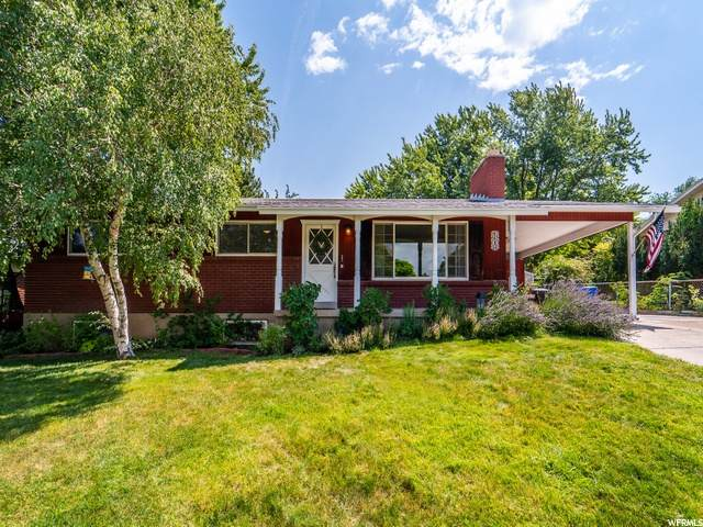 3301 S 350 W, Bountiful, UT 84010 (#1692150) :: Exit Realty Success