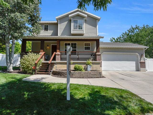 1063 S 940 W, Woods Cross, UT 84087 (#1692174) :: Exit Realty Success