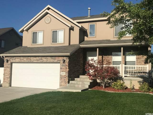 8443 S Crystal Creek Dr, West Jordan, UT 84081 (#1692197) :: Bustos Real Estate | Keller Williams Utah Realtors