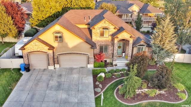 3164 Macintosh Way, Ogden, UT 84414 (#1692249) :: Big Key Real Estate