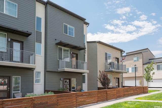 5352 W Nova Vista Way S, Herriman, UT 84096 (#1692258) :: Big Key Real Estate