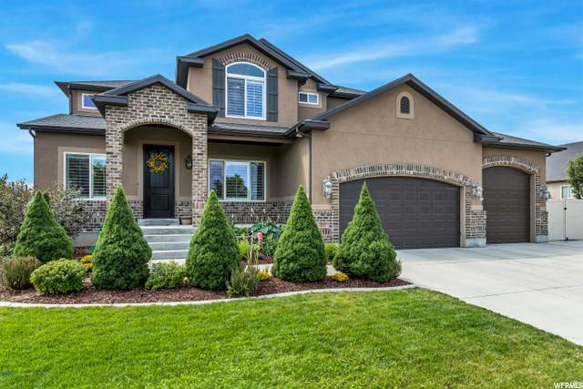 557 W Sunset Crest Way, Draper, UT 84020 (#1692311) :: Colemere Realty Associates