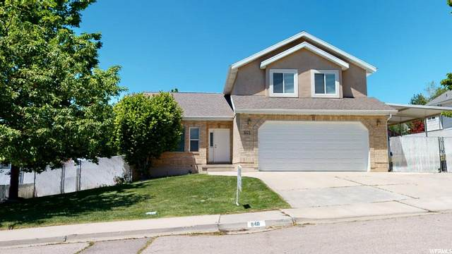848 S 1450 E, Pleasant Grove, UT 84062 (#1692327) :: Colemere Realty Associates