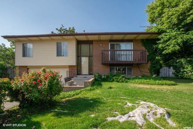 2612 E Cavalier Dr S, Cottonwood Heights, UT 84121 (#1692337) :: Red Sign Team
