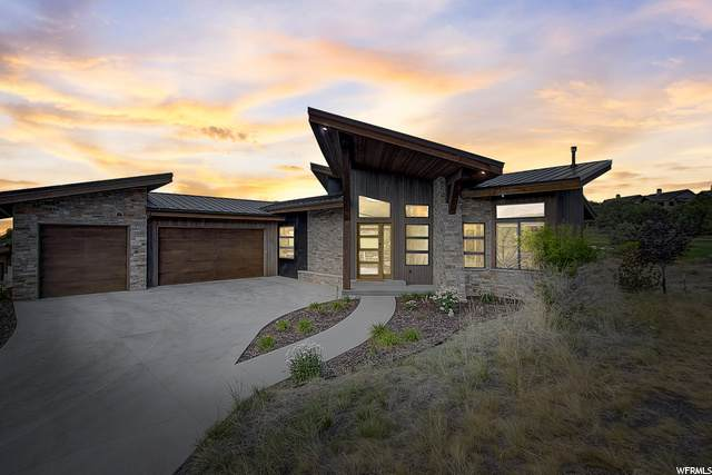 599 N Red Ct, Heber City, UT 84032 (#1692347) :: Exit Realty Success