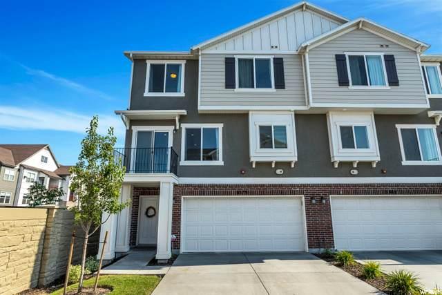 5379 W Mount Maclure Pl #332, Herriman, UT 84096 (#1692350) :: Big Key Real Estate
