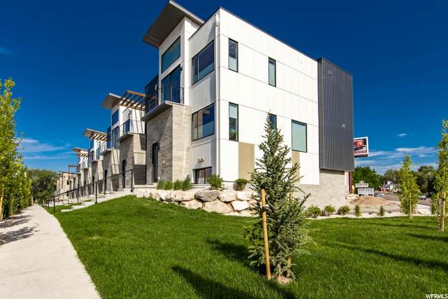 1546 E Talo Ct S #17, Millcreek, UT 84106 (MLS #1692365) :: Lookout Real Estate Group